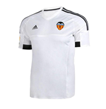 2015-2016 Valencia Adidas Home Football Shirt