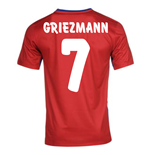 2015-16 Atletico Madrid Home Shirt (Griezmann 7) - Kids