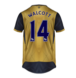 2015-16 Arsenal Away Shirt (Walcott 14) - Kids