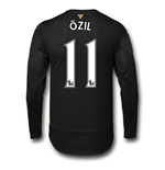 2015-16 Arsenal 3rd Cup Long Sleeve Shirt (Ozil 11) - Kids