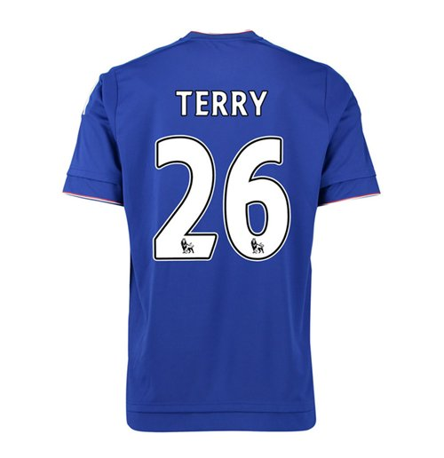 2015-16 Chelsea Home Shirt (Terry 26)