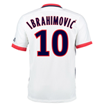 2015-16 PSG Nike Away Kit (Ibrahimovic 10) - Kids