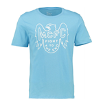 2015-2016 Man City Nike Squad Tee (Blue)