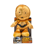 Star Wars Plush Figure C-3PO 25 cm