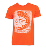 SHOCK TOP Distressed Orange T-Shirt
