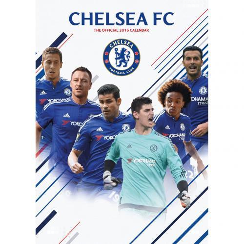 Chelsea FC Calendar 2016