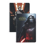 Star Wars Episode VII Notebook A4 Character