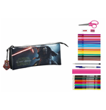 Star Wars Episode VII 34-Piece Pencil Case Kylo Ren 21 cm