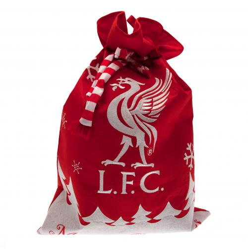 Liverpool F.C. Luxury Christmas Present Sack