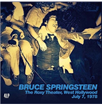 Vynil Bruce Springsteen - The Roxy Theater West Hollywood July 7 1978 (4 Lp)