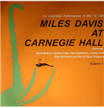 Vynil Miles Davis - At The Carnegie Hall Part One