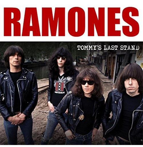 Official Vynil Ramones Tommy S Last Stand Buy Online On