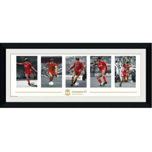 Liverpool F.C. Picture Legends 30 x 12