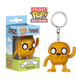 Adventure Time Pocket POP! Vinyl Keychain Jake 4 cm