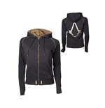Assassin's Creed Syndicate Ladies Zipper Hoodie Logo