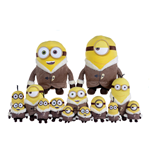 Despicable Me 2 Plush Figures 54 cm Assortment (6)