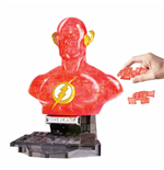 DC Universe 3D Puzzle The Flash Cristal