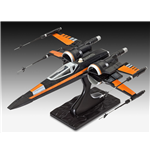 Star Wars Episode VII EasyKit Model Kit Poe's X-Wing Fighter 25 cm