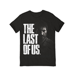 The Last of Us T-Shirt Text Logo