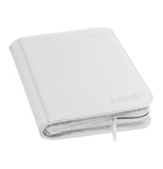 Ultimate Guard 4-Pocket ZipFolio XenoSkin White