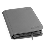 Ultimate Guard 4-Pocket ZipFolio XenoSkin Grey