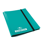 Ultimate Guard 4-Pocket FlexXfolio Turquoise