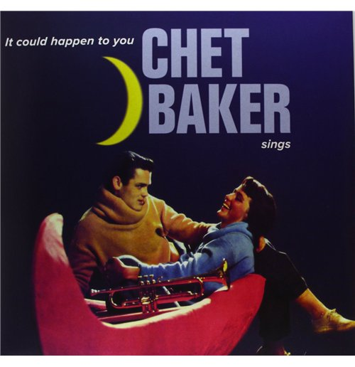 Vynil Chet Baker - It Could Happen To You