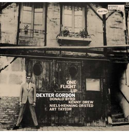 Vynil Dexter Gordon - One Flight Up