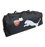2015-2016 Arsenal Puma XXL Wheel Bag (Black)
