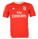 2015-2016 Benfica Adidas Home Football Shirt