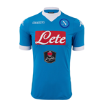 2015-2016 Napoli Kappa Replica Home Shirt
