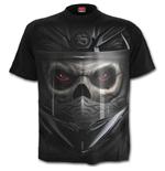 Demon Biker - T-Shirt Black