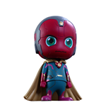 Avengers Age of Ultron Cosbaby (S) Mini Figure Series 2 Vision 9 cm