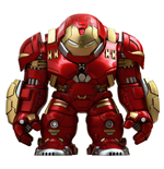 Avengers Age of Ultron Cosbaby (S) Mini Figure Series 1.5 Hulkbuster 14 cm