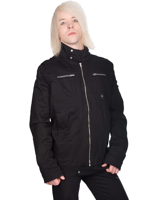 Aderlass Street Jacket Denim