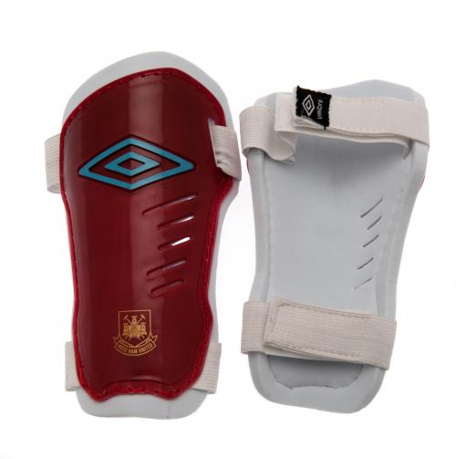 West Ham United F.C. Umbro Shinpads S
