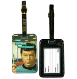 Star Trek Luggage tag McCoy Graphic