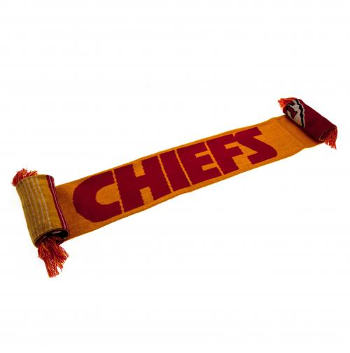 Kansas City Chiefs Scarf RV