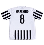 Juventus FC 2015/16 Home Replica Jersey - Marchisio 8