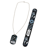 Star Wars Episode VII Necklace & Bracelet Darth Vader