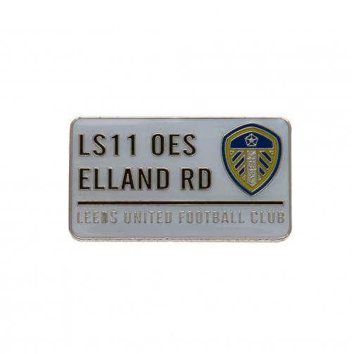 Leeds United F.C. Badge SS