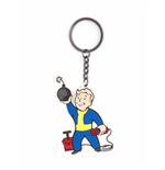 Fallout 4 Rubber Keychain Explosives Skill