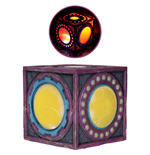 DC Comics Replica 1/1 Mother Box 22 cm