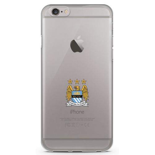 Manchester City F.C. iPhone 6 TPU Case