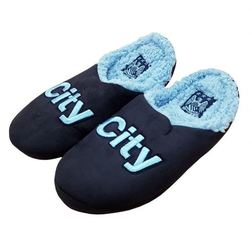 Manchester City F.C. Mules Mens 9/10