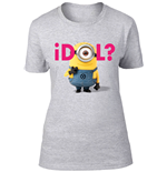 Minions Ladies T-Shirt Idol