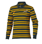 South Africa Springboks 2015 RWC Long Sleeve Polo Shirt