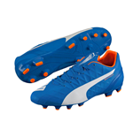 Puma evoSPEED 4.4 Firm Ground Football Boots (Electric Blue)