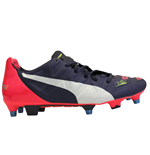 Puma Evopower 2.2 Mixed SG Football Boots (Navy-Plasma)