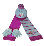 Frozen Scarf and Cap Set 179861